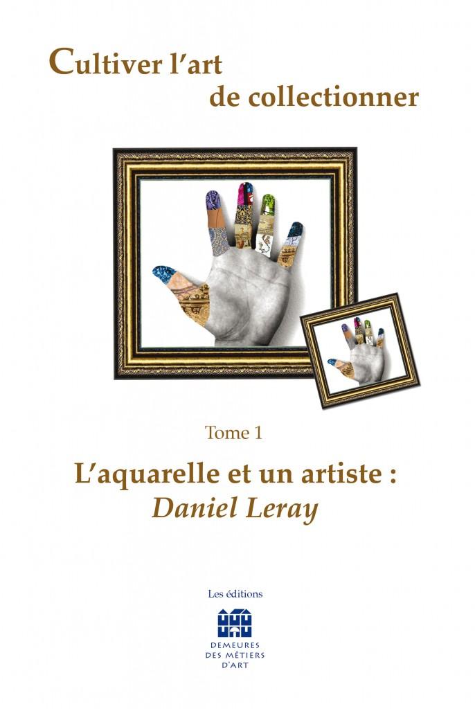 couverture brochure l'aquarelle et l'artiste