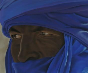 Seigneur-du-désert-2010-Pastel-50-x-60